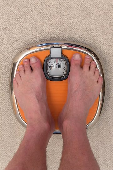weight management using scales