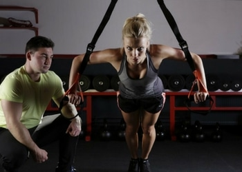 female personal training Chorley